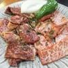 溶岩焼肉料理 新生