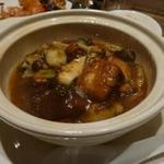 施家菜 - 牡蠣の豆腐煮込み