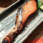 リゾム - 自家製鮭の味噌漬け