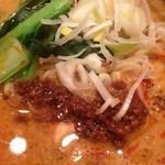 新宿 秀山 - 担々麺