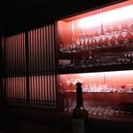 Bar 一葉 - バックバー