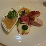 中国飯店 - 再訪 前菜