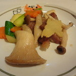 中国飯店 - 再訪 牛肉とお野菜