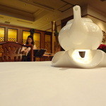 中国飯店 - いつも温かいお茶