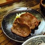 牡舌亭 - たん焼き