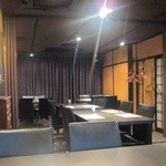 神戸牛 吉祥吉 - 2階店内テーブル席