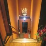 神戸牛 吉祥吉 - 客席は2階