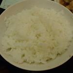升亀 - ご飯