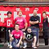 味壱家 - その他写真:開業以来、徹底的にサービスを!!『髪型はもちろんモヒカン』