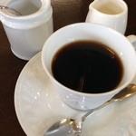 カフェ・ランザン - ホットコーヒー