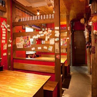伝統にとらわれずナンバーワンを目指す斬新ラーメン店!!