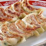 旺角 - 手作り焼き餃子