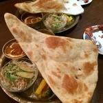 ナマステ キッチン - インド定食B