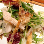 CHINA BISTRO imose - ローストチキンの蕪のサラダ(ハーフ)