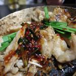 炉ばたワコー - 国産ホルモン塩麹焼き