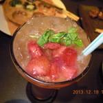和民 - 二杯目・大鳥居ヘップバーン      \399    凄く美味しい!