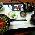 海ごちそう - 料理写真:なまこや膳