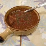 ラ・パール・デサンジュ - 牛ワイン煮込