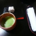 さかえや - 料理写真:抹茶