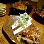 ニライカナイ - 島豆腐の冷奴