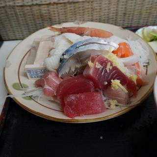 もみじや - 料理写真:1000えん『おまかせ定食』2013.12