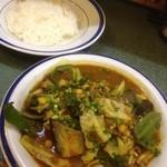 エチオピアカリーキッチン - 野菜豆カリー