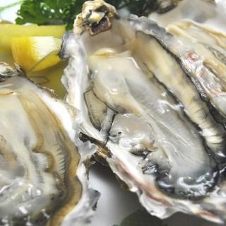 北海道釧路などから旬な鮮魚を提供