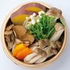 蒸し料理ダイニング すちぃ~む - 料理写真:お芋&キノコのすちぃ~む盛り 609円
