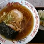 こばやし食堂 - 料理写真:ラーメン480円