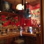 ル・コントワール・ド シャンパン食堂 - 本店と近くない?(笑)