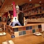 ル・コントワール・ド シャンパン食堂 - カジュアルさがイイね(^^)