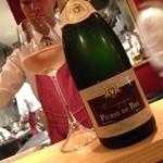 ル・コントワール・ド シャンパン食堂 - もちろんシャンパーニュ♪