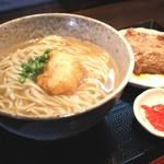 麺屋玉ぐすく - 料理写真:ソーキそば☆