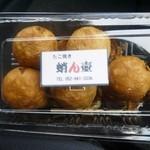 蛸ん壷 - たこ焼き5ケ250円