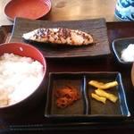 23189922 - 本さわらの西京焼定食