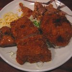 三河屋 - チキンカツ、豚生姜焼き、鶏照焼き、メンチカツ