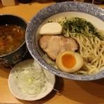 麺屋 すずらん - #359 @辛つけ麺(麺200g)850円