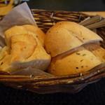 りんでんばーむ - ハーブのパン