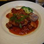 りんでんばーむ - 肉料理