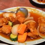 中国料理 成都 - スブタ