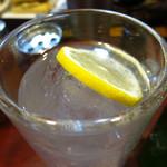 いろは - レモンサワー260円