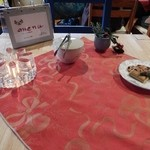 フィーカヤンソン - テーブル上