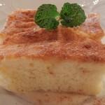 フィーカヤンソン - リンゴケーキ