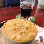 トゥエルブ - 豆腐のトロトロチーズ味噌グラタン