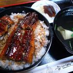 うなぎ魚徳 - 料理写真: