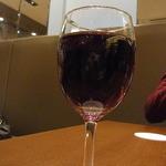神戸パスタ パスタ&スイーツ - ドリンクセットのワイン