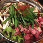 津山城下町 キタヤマ - そずり肉鍋