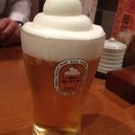 津山城下町 キタヤマ - 飲み放題にフローズン生がありました( ´ ▽ ` )ノ