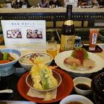稚加榮 - ビール頂きました