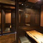 豆禅 - ◆上質で落ち着いた「和」の空間です♪